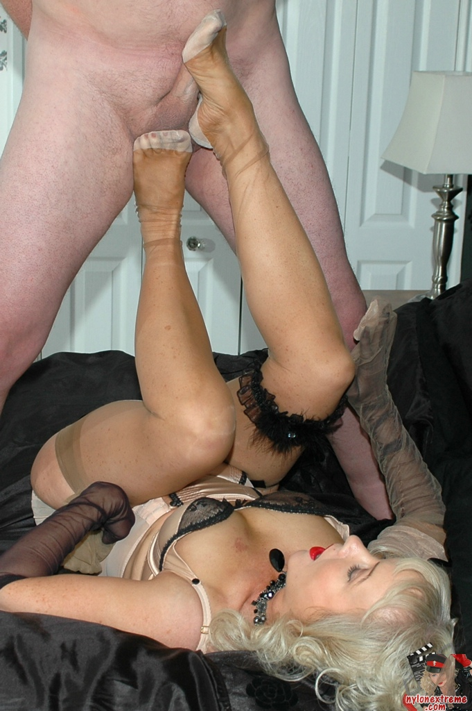 Games pantyhose sex and nylon agree, this